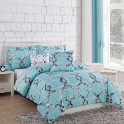 Project Generation Damaris Damask Microfiber Comforter Set