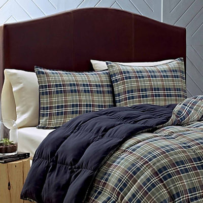 Eddie Bauer® Rugged Plaid Comforter Set