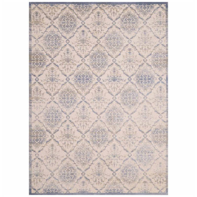 United Weavers Dais Collection Elegant Trellis Rectangular Rug