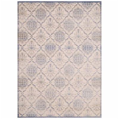 United Weavers Dais Collection Elegant Trellis Rectangular Rug