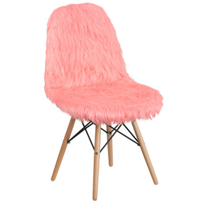 Shaggy Dog Accent Chair