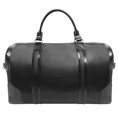 McKlein Kinzie 20 Carry-All Leather Duffel