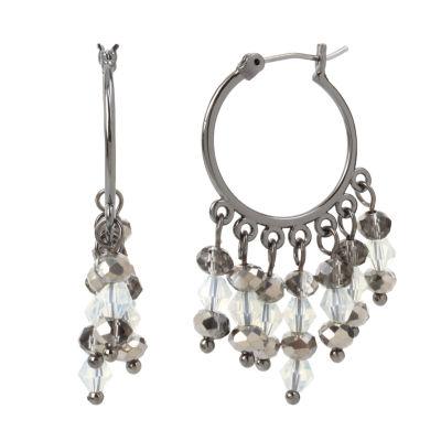 Mixit 42mm Hoop Earrings