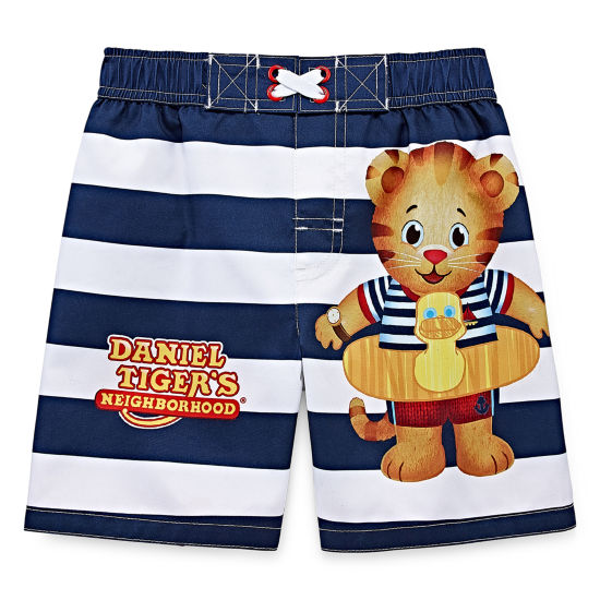Daniel the Tiger Swim Trunks - Toddler Boys