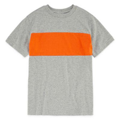 City Streets Short Sleeve Crew Neck T-Shirt Boys