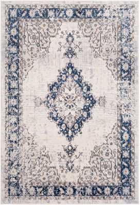 Dyer Medallion Area Rug