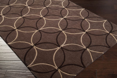 Haikui Geometric Area Rug