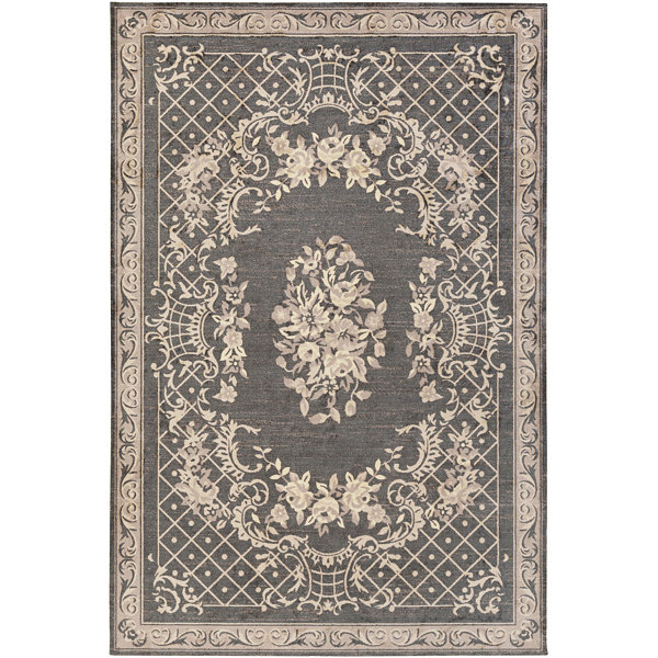 Elisee Medallion Area Rug