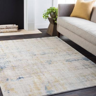 Helene Cream Tonal Area Rug