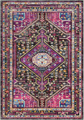 Isaak Medallion Area Rug