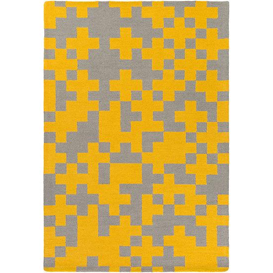 Felizida Geometric Area Rug