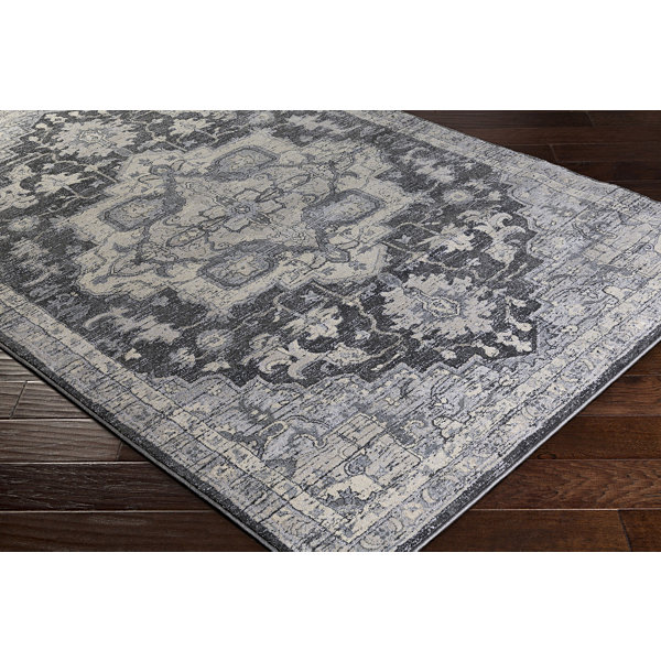 Fewell Medallion Area Rug