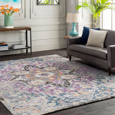 Gabin Medallion Area Rug