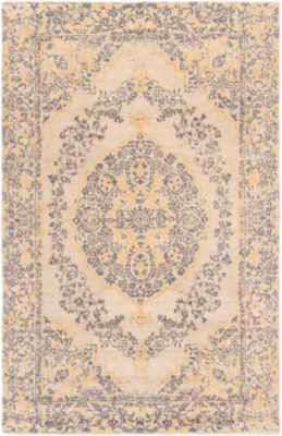 Lawtey Medallion Area Rug