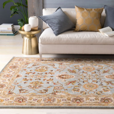 Lera Damask Area Rug