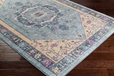 Lutezia Medallion Area Rug