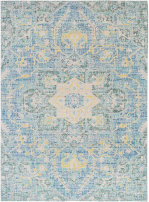 Kanika Medallion Area Rug