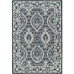 Korce Medallion Area Rug