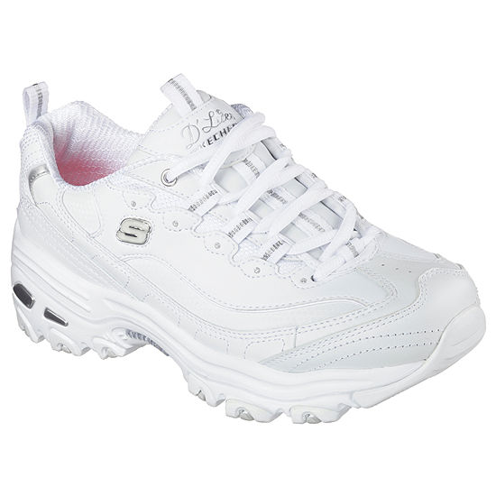 Skechers D'Lites Fresh Start Womens Sneakers
