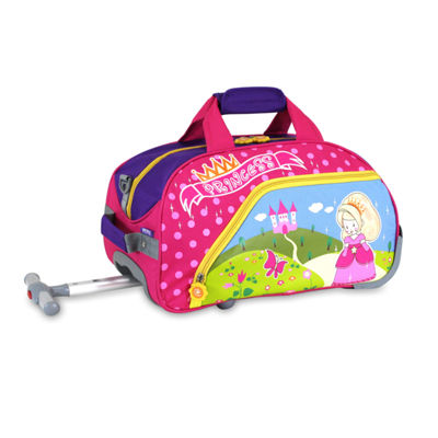J World Princess Wheeled Duffel