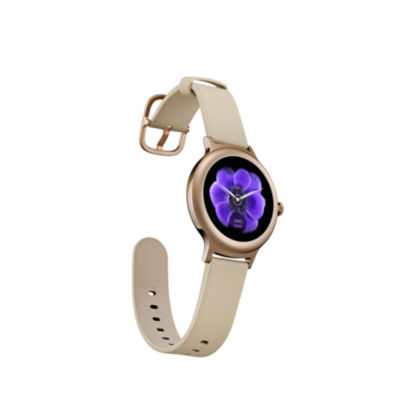 LG Style Rose Gold/Taupe Smart Watch-LG270AUSAPG