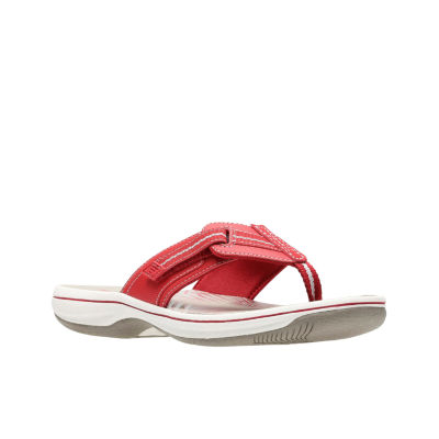 Clarks Womens Brinkley Jazz Flip-Flops