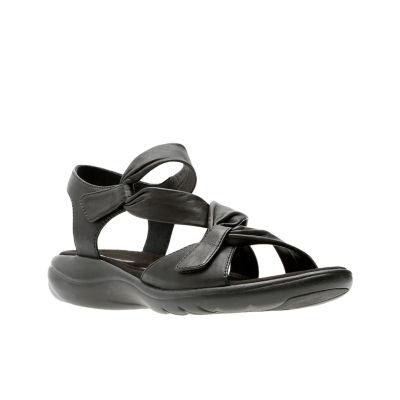 Clarks Saylie Moon Womens Strap Sandals