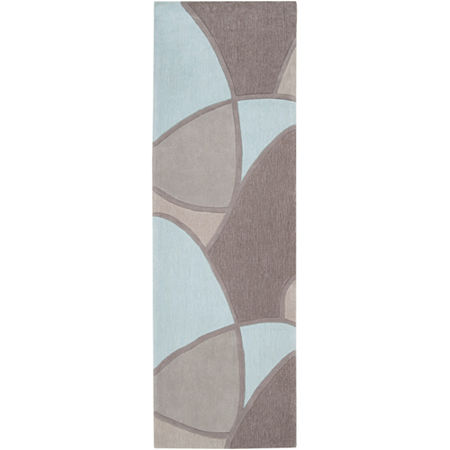 Decor 140 Maru Geometric Area Rug, One Size , Blue
