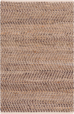 Melanite Brown Tonal Area Rug