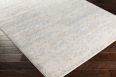 Mesny Brown Area Rug