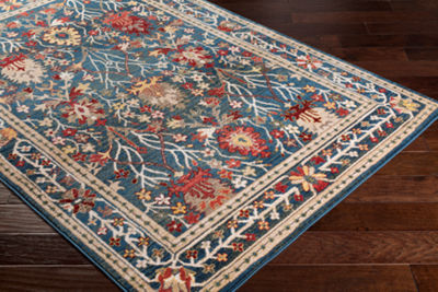 Khalil Damask Area Rug