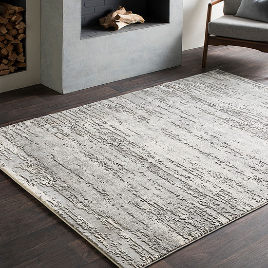 Montague Gray Tonal Area Rug