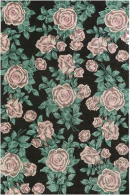 Mylee Floral Area Rug