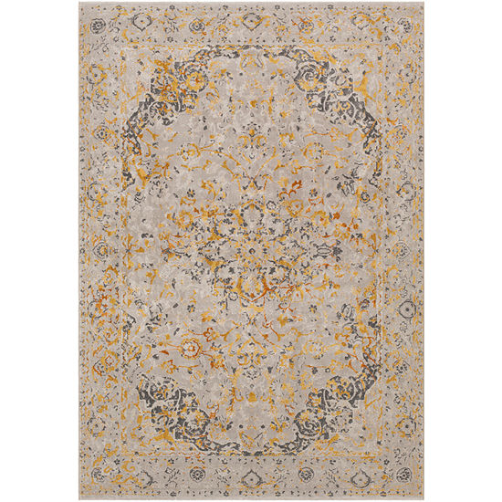 Nalore Damask Area Rug