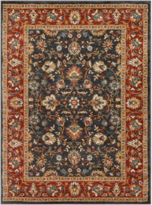 Paquin Damask Area Rug
