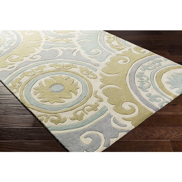 Napa Medallion Area Rug
