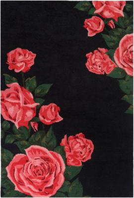 Rocco Floral Area Rug