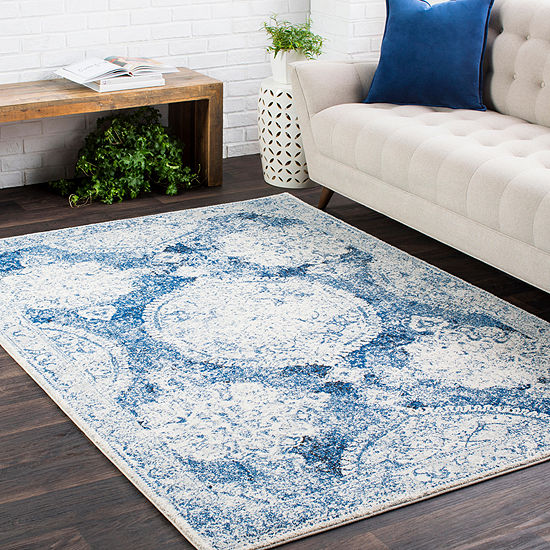 Roldan Medallion Area Rug