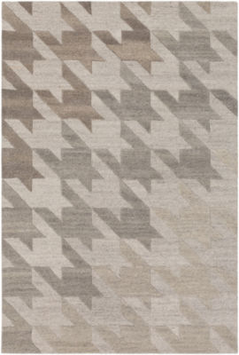 Nicolette Gray-Yellow Medallion Area Rug