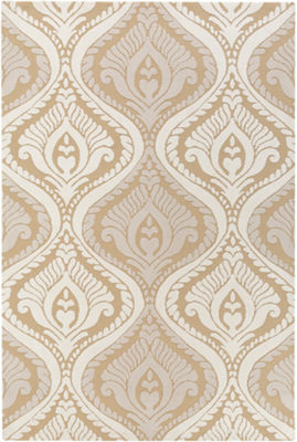 Nikolay Medallion Area Rug
