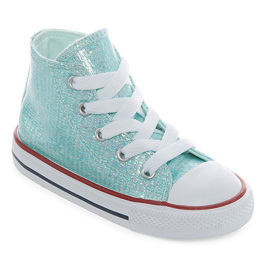 Converse Chuck Taylor All Star Hi Lace Up Sneakers Toddler Girls
