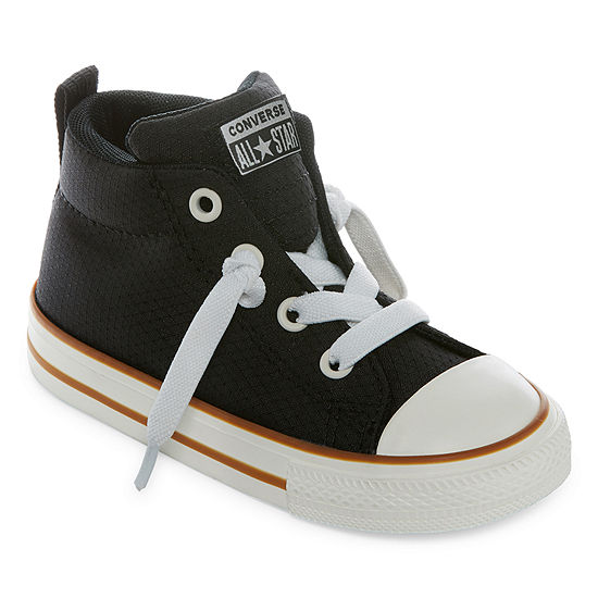 d89831f8552bc5 Converse Chuck Tayor All Star Street Mid Boys Sneakers - Toddler - JCPenney