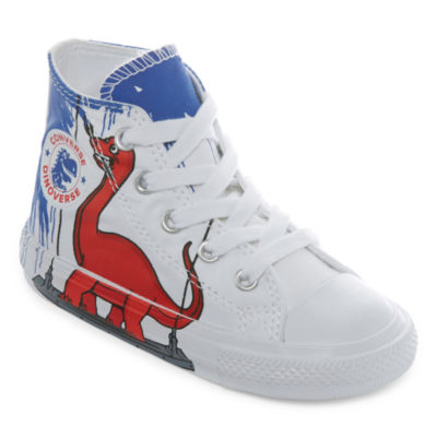 Converse Dinoverse Toddler Unisex Kids Sneakers Lace-up