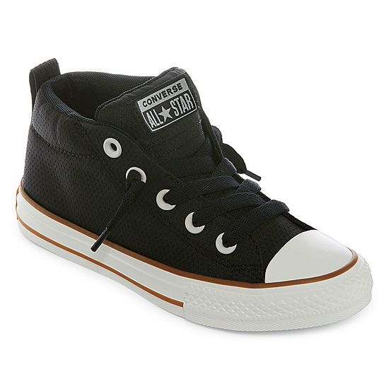 323554752e57 Converse Chuck Taylor All Star Street Mid Boys Sneakers Little Kids JCPenney