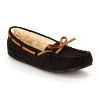 Deals on Unionbay Womens Unionbay Moccasins Slip-on
