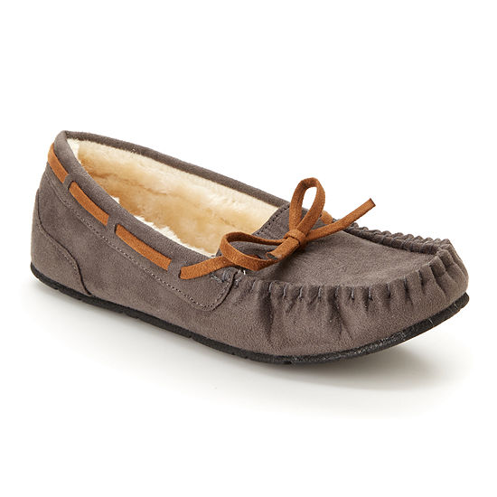 Unionbay Womens Yum Moccasins Slip-on