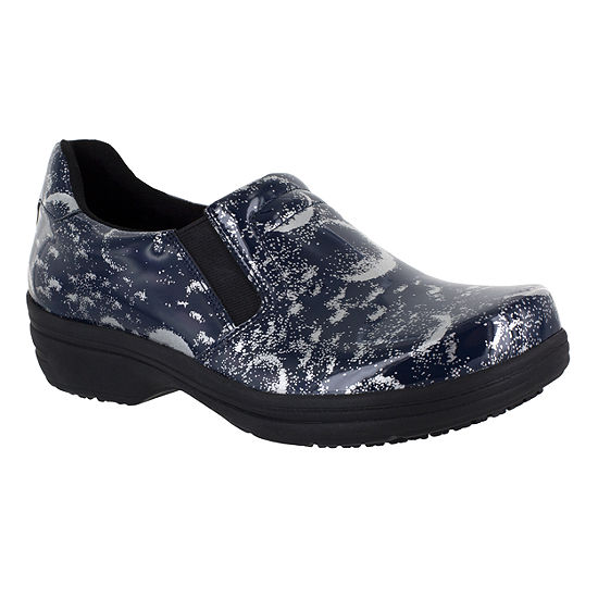 Easy Works By Easy Street Womens Attend Clogs