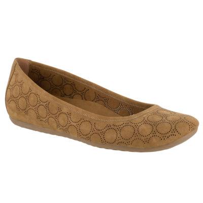 Easy Street Womens Cosmic  Round Toe Slip-On Shoe