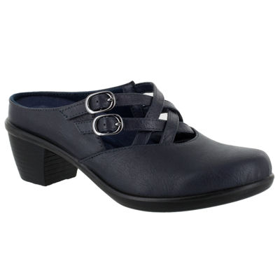 Easy Street Womens Marris Mules Slip-on Round Toe