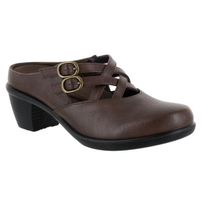 Easy Street Womens Marris Slip-on Round Toe Mules